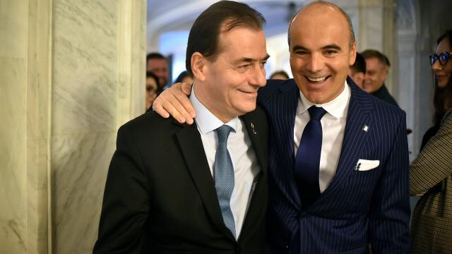 Rares Bogdan, Ludovic Orban