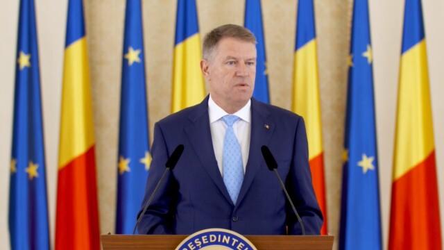 Ședință CSAT. Klaus Iohannis a anunțat cine este noul șef al Armatei