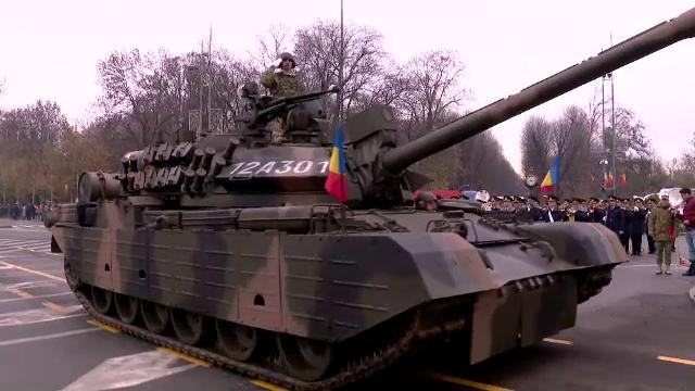 tanc, armata