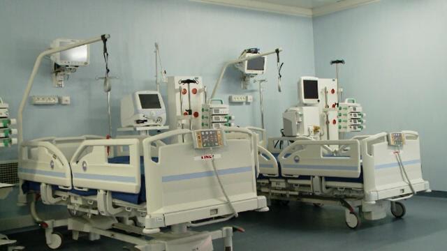 Coronavirus România. Un nou record de pacienți internați la ATI