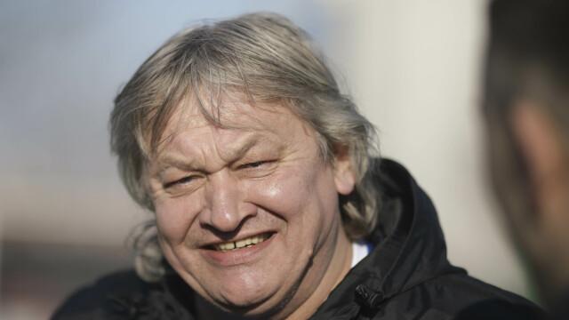 Fostul fotbalist Dănuț Lupu, internat la terapie intensivă cu Covid-19