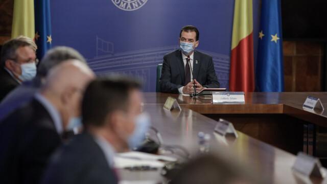 DOCUMENT. Guvernul a aprobat hotărârea de prelungire a stării de alertă cu 30 de zile