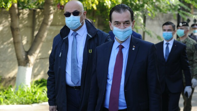 Orban: Spitalul Metropolitan Monza intră în dispozitivul de luptă anti-COVID