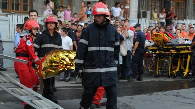 Ce s-a întâmplat la maternitatea Giulești în 2010. Mari incendii produse în spitale în ultimii 10 ani