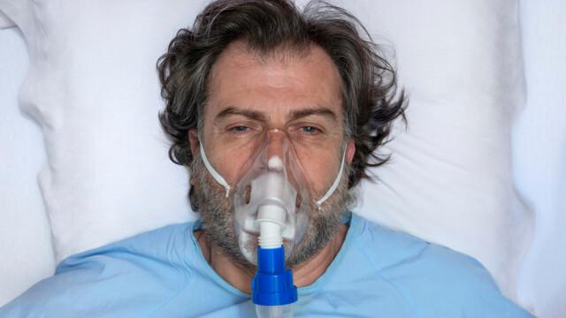Studiu: Insuficienţa respiratorie în COVID-19 nu este declanşată de \