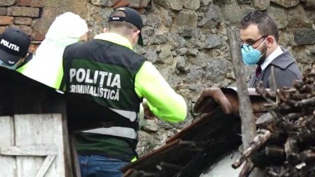 Cine ar fi comis oribila crimă din Baia Sprie. A lăsat cuţitul înfipt în pieptul victimei