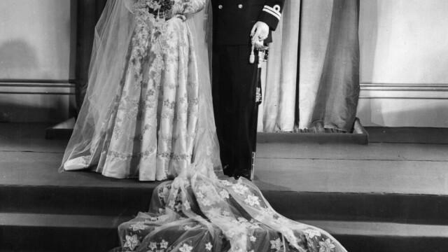 Regina Elizabeth a II-a şi prinţul Philip - 2