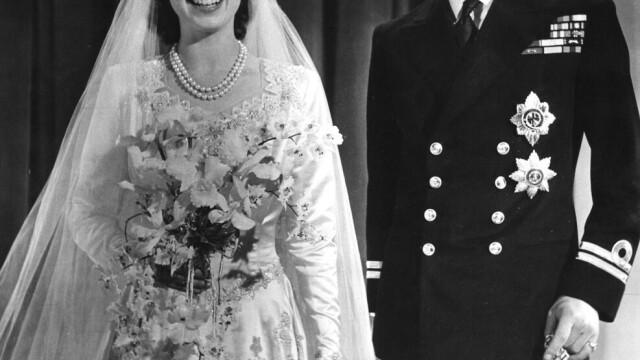 Regina Elizabeth a II-a şi prinţul Philip - 5