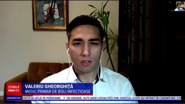 Valeriu Gheorghiță, coordonatorul campaniei naționale de vaccinare anti-Covid. Când ajunge vaccinul la populație