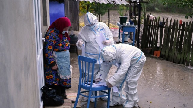 Republica Moldova instituie stare de urgenţă în sănătate publică până la 15 ianuarie 2021