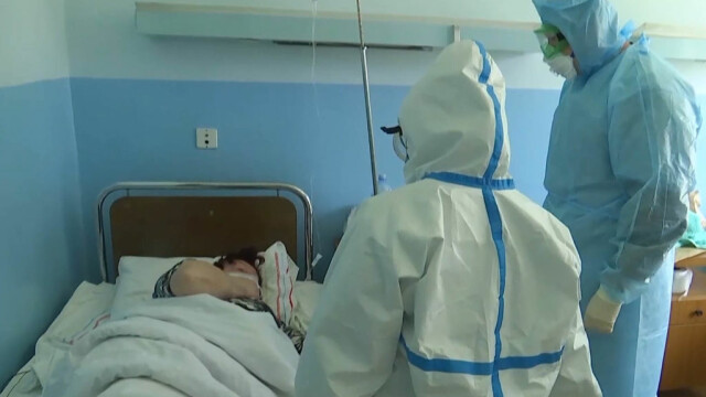 Spital din Serbia
