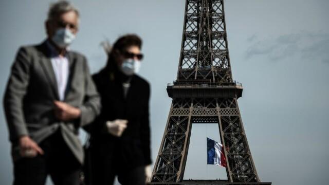 Franța relaxează restricțiile impuse pentru combaterea COVID-19. Ce au voie oamenii să facă