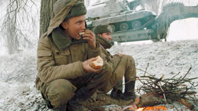Soldatul rus care a facut pe rapperul a fost exilat in Siberia