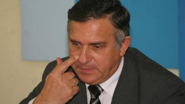 Secretarul general al PRM, Gheorghe Funar