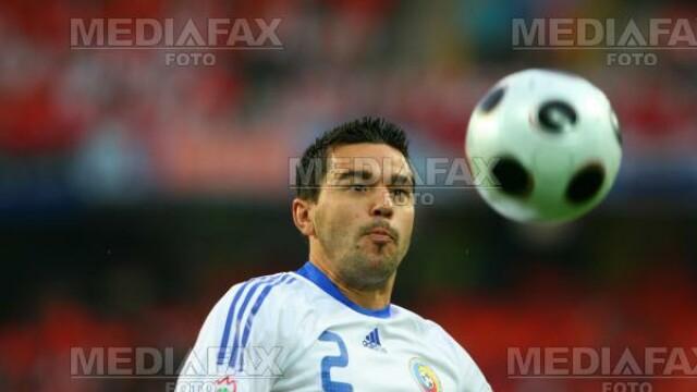 Fotbalistul Cosmin Contra, cercetat de procurorii anticoruptie