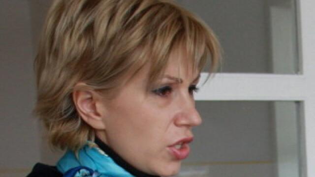 Deputatul PD-L Raluca Turcan a plantat copaci la Sibiu