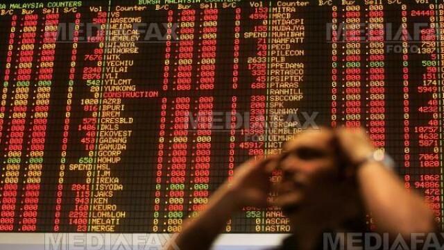 Bursa de la Moscova si-a suspendat activitatea pentru a doua zi consecutiv