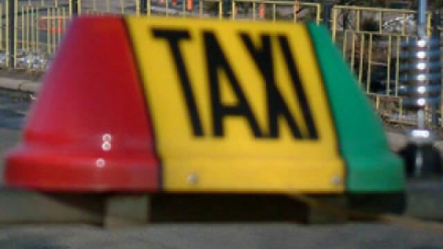 Taximetrie fara licenta, bani incasati cu pumnul. Cum s-a incheiat \