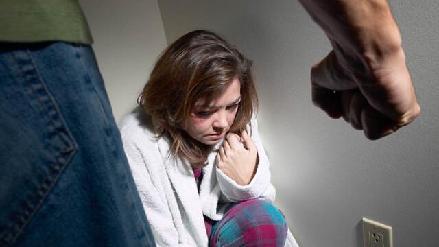 Victima a violentei domestice