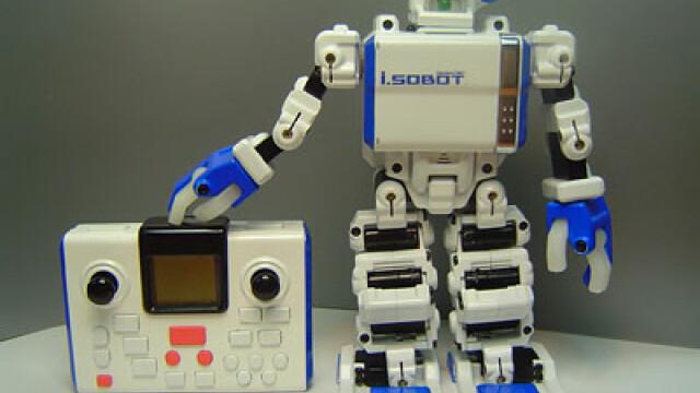 Robot partener