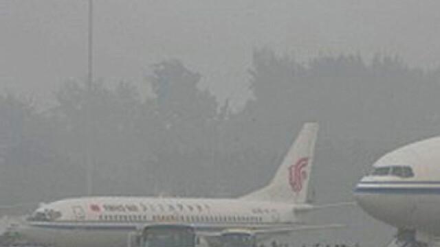 ceata pe aeroport