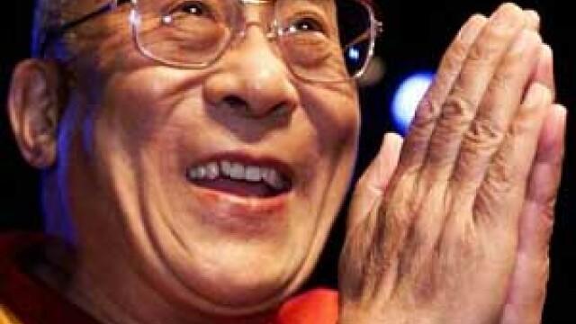 Dalai Lama a fost externat joi din spital si este in stare foarte buna
