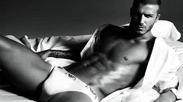 Bataie in pat pe David Beckham. Pariu pe 30.000 de dolari! - Imaginea 7