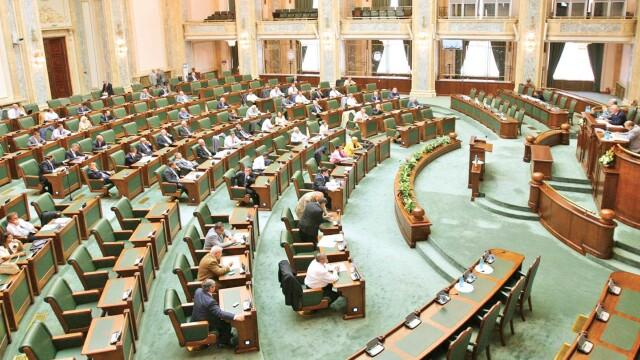 Bugetul pe 2009 a ajuns in Parlament