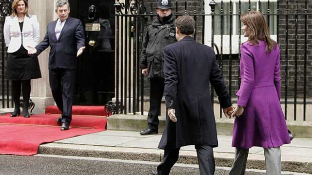 Talpa secreta a lui Sarkozy, dezvaluita de un pantofar din Sevilla
