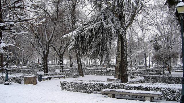 La sfarsit de octombrie, iarna se instaleaza cu hotarare in Europa
