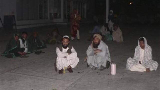 Cutremur de 6,4 in Pakistan, soldat cu 215 morti