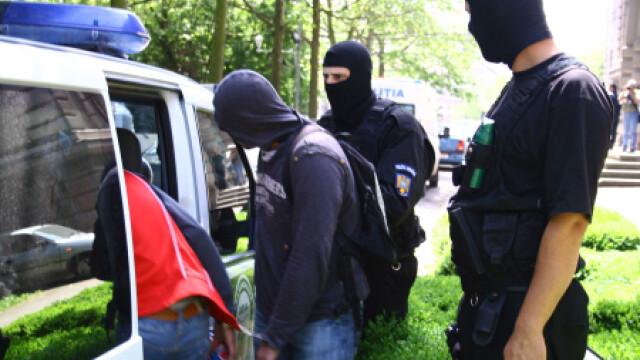 Elevii au fost prinsi de politistii brasoveni
