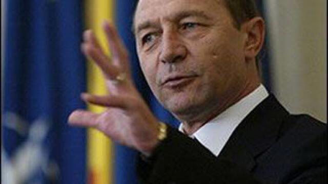 Traian Basescu s-a dus la Bruxelles sa lamureasca problema ANI