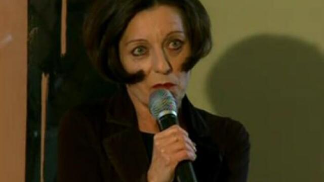 Herta Muller, castigatoarea Premiului Nobel, felicitata de Angela Merkel! - Imaginea 4