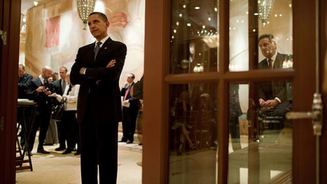 Familia Obama, la primul album foto publicat pe internet! GALERIE FOTO - Imaginea 6