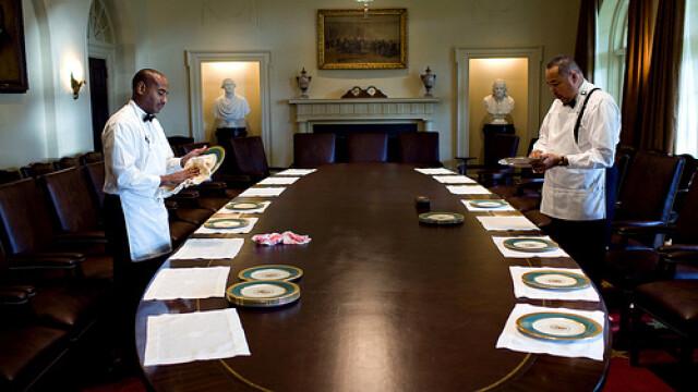 Familia Obama, la primul album foto publicat pe internet! GALERIE FOTO - Imaginea 8