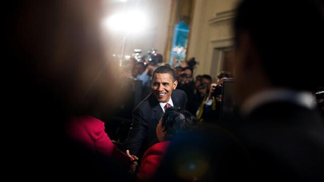 Familia Obama, la primul album foto publicat pe internet! GALERIE FOTO - Imaginea 3