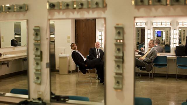 Familia Obama, la primul album foto publicat pe internet! GALERIE FOTO - Imaginea 10