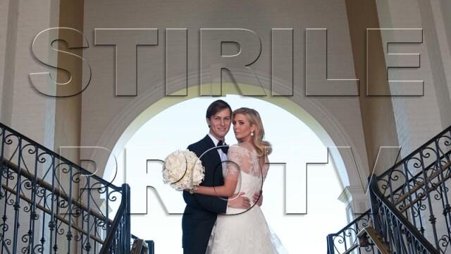 Ivanka Trump s-a maritat! Rochie de mireasa spectaculoasa, 500 de invitati - Imaginea 5