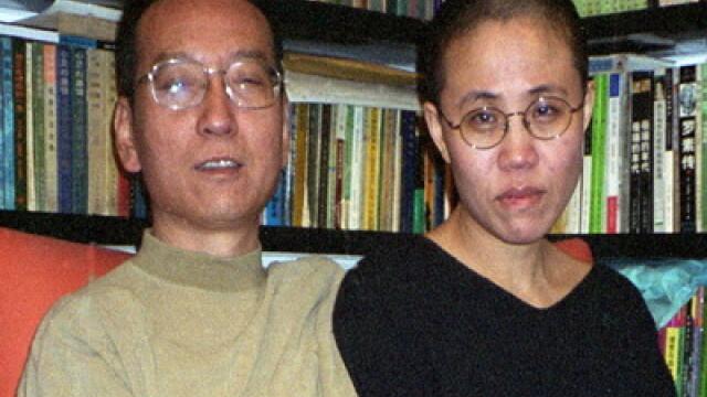 China comunista: Sotia laureatului premiului Nobel pentru Pace a disparut!