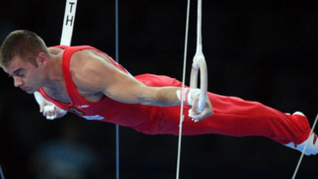 CM: Romania nu s-a calificat in finala de gimnastica pe echipe, la masculin