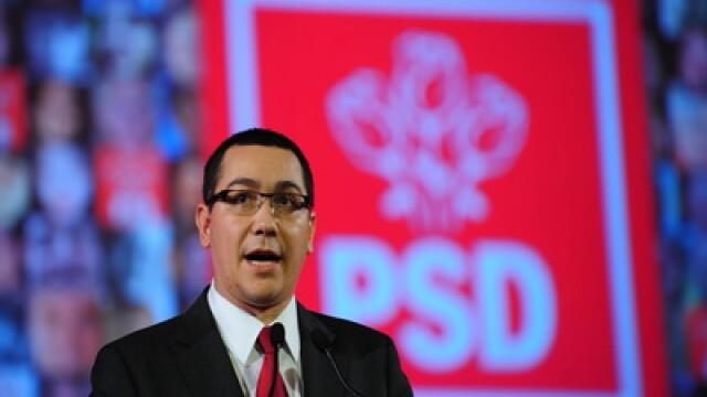 Ponta: PSD sustine ca OUG 50 sa fie in interesul clientilor bancilor