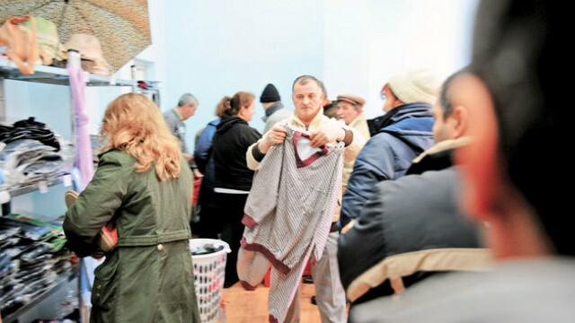 Anvelope ieftine, caciuli groase si pulovere de toamna la preturi mici. Oferta ANAF la \