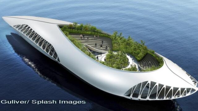 Casa viitorului. Uite cum arata locuinta SF la care Jules Verne nu s-a gandit - Imaginea 4