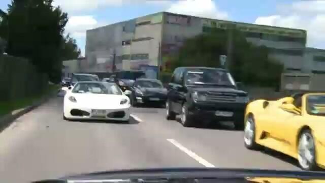 Clanurile tiganesti din Timisoara, deranjate doar de Interpol. Au masini de 300.000 de euro bucata