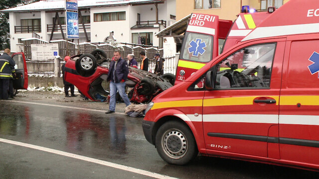 VIDEO. Imaginile accidentului provocat de Serban Huidu - Imaginea 3