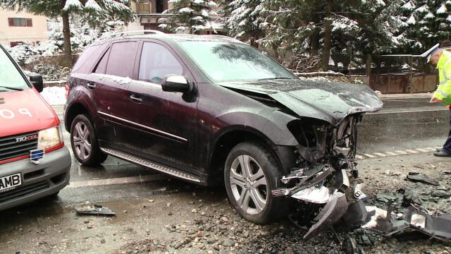 VIDEO. Imaginile accidentului provocat de Serban Huidu - Imaginea 4