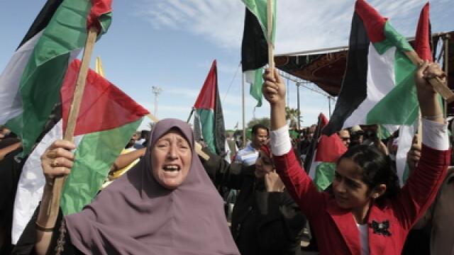 Schimb istoric de prizonieri. 1.027 de detinuti palestinieni pentru un militar israelian - Imaginea 4