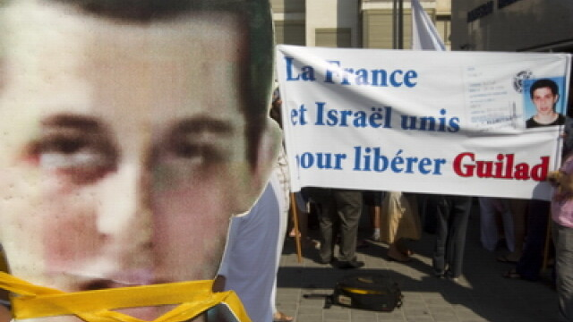 Schimb istoric de prizonieri. 1.027 de detinuti palestinieni pentru un militar israelian - Imaginea 5