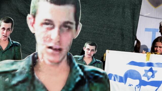 Schimb istoric de prizonieri. 1.027 de detinuti palestinieni pentru un militar israelian - Imaginea 6